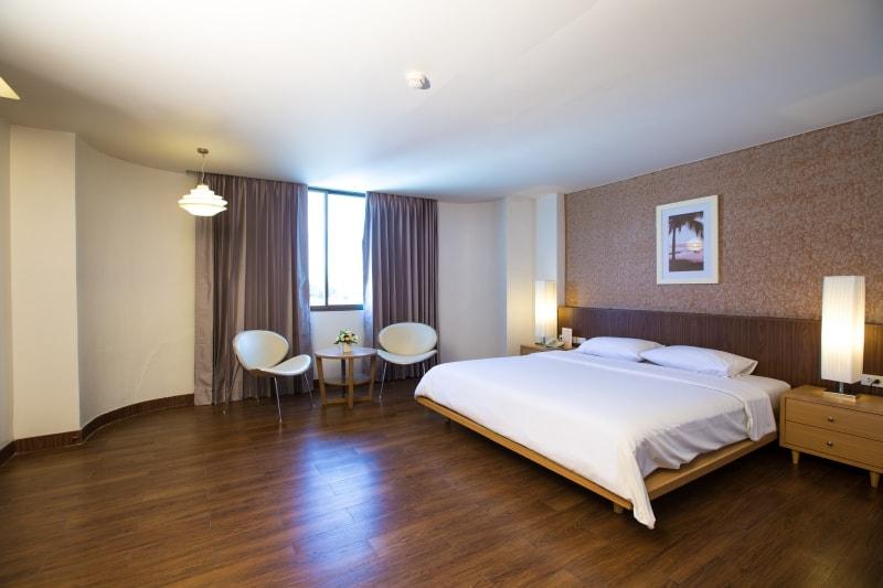 Flipper Lodge Hotel : Deluxe Room – Building B