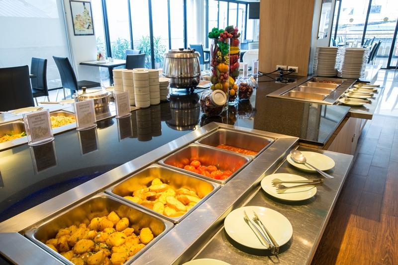 Flipper Lodge Hotel : Restaurant