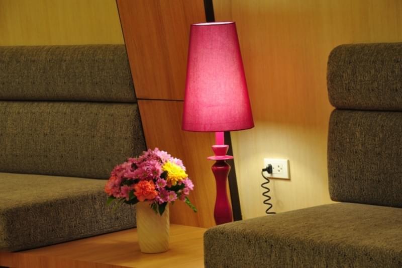 Flipper Lodge Hotel : ล็อบบี้