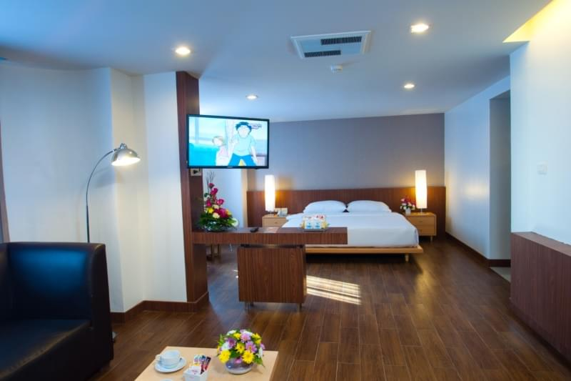 Flipper Lodge Hotel : Suite Room – Building B